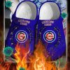 Chicago cubs crocband crocs shoes
