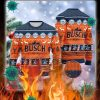 Busch beer 3d christmas sweater