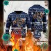 Cowboys 3d christmas sweater