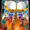 Dragonball z crocs crocband shoes