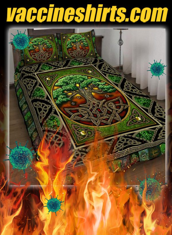 Beautiful Irish Bed Set