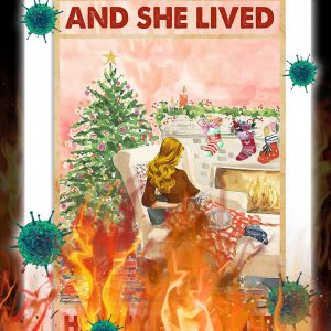Christmas And She Lived Happily Ever After Poster