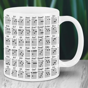 Guitar Ultimate Mugs 1