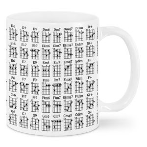 Guitar Ultimate Mugs