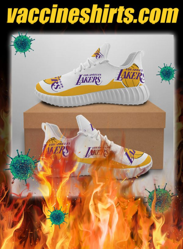 Los Angeles Lakers Sneakers