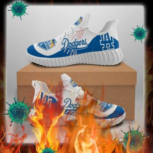Los angeles dodgers 2020 world series champions sneaker- pic 1