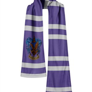 Harry Potter Ravenclaw Fleece Scarf