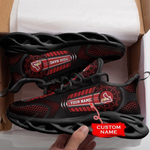 MLB St. Louis Cardinals Personalized Max Soul Shoes