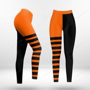 HALLOWEEN LEGGING WITH FUNNY JEEP LOGO -3