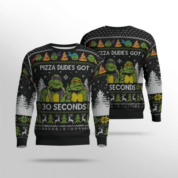 TMNT-Pizza-Dudes-Got-30-Seconds-Ugly-Sweater