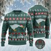 Honking Through The Snow All Over Print Ugly Sweater
