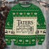 The Lord of the Rings Taters Potatoes Ugly Sweater and jumper